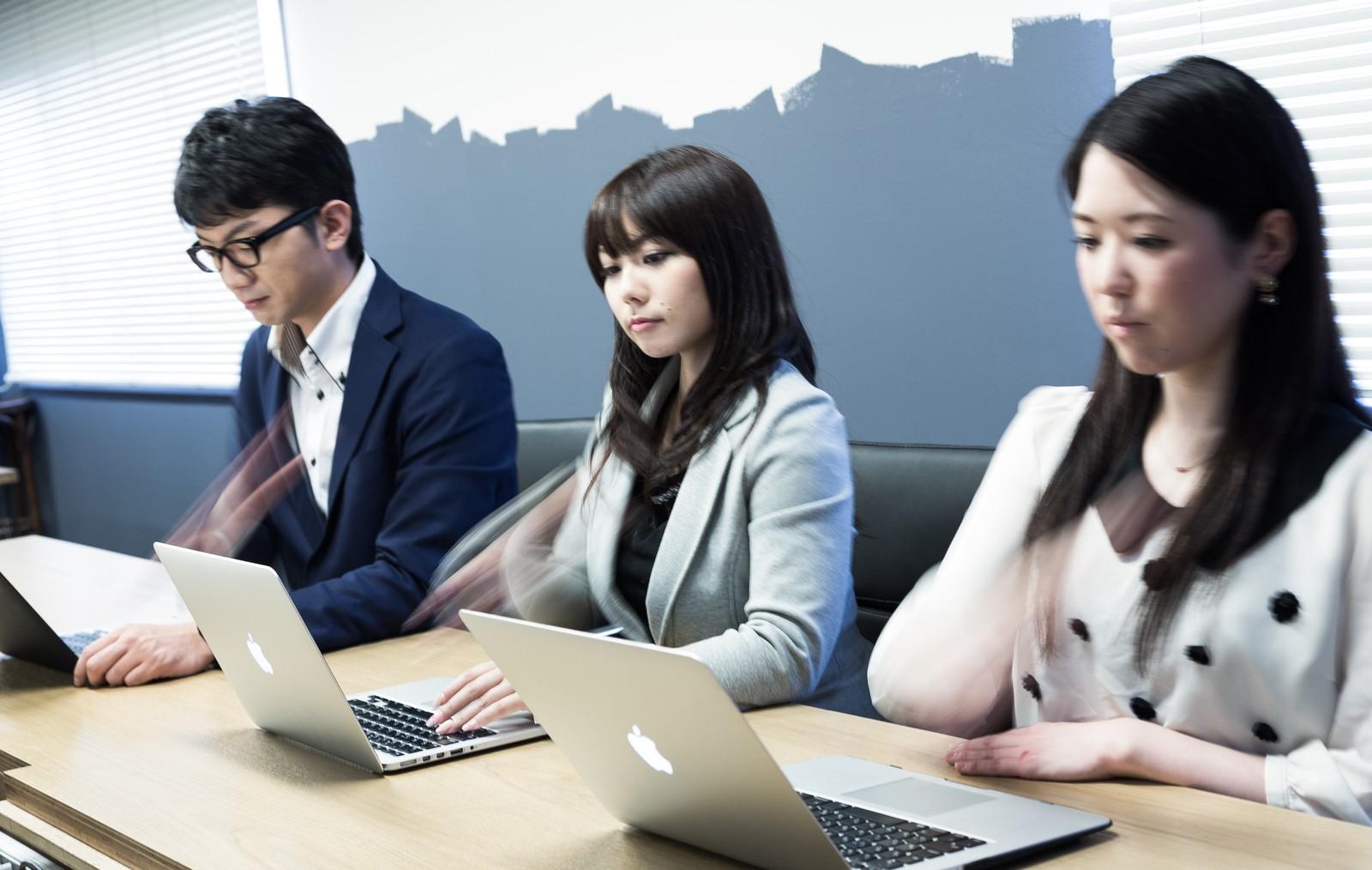業界研究→企業研究の順で転職先を探す